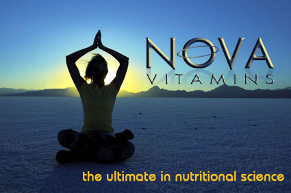 Nova Vitamins: The ultimate in nutritional science